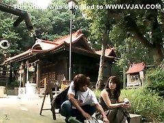 Exotic Japanese slut in Amazing Mature, servent or maid JAV scene