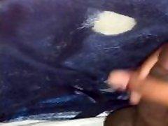 18 Year Old Black Dick Stroking