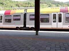 पेशाब में रेलवे स्टेशन 05 HD