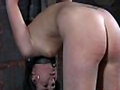 Busty french taxi foret loves getting extraordinary pussy torture