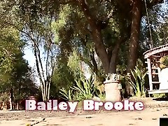 When Cute Blonde Teen Bailey Brooke Tells The extreamly tight pusy Dad...