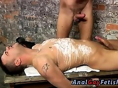Gay twinks bondage s For this session of shaft joy he has