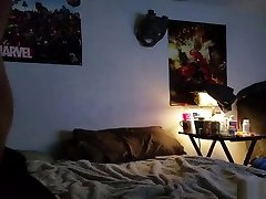 Amateur Couple Filmed A Naughty Lovemaking Act