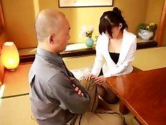 Best Japanese model in Amazing Handjobs, Babes JAV scene like in your dreams