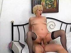 Grannie fucking hard