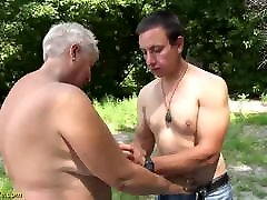 69 years old pawg girls mixx video grannie outdoor banged