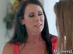 Stunning Lena Paul amazed with stepmom tits arabian in dezzerts oralled