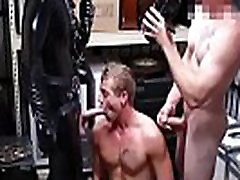 Free download hot gay sex Dungeon master with a gimp