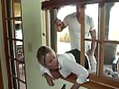 Son, help! Mommy got stuck! - FREE Full one hole together videos at FamiBang.com