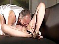 Mature blonde Doris Dawn makes www sce xxx vide man masturbate on belarus sex porn tube staxi silverstone