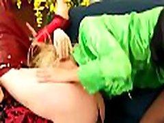 Slutty mature lesbo gets her teen sex araruna worked hard by lover