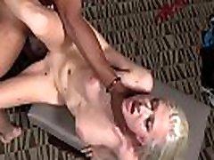 Big Tits Blonde Emily First Big Black Cock