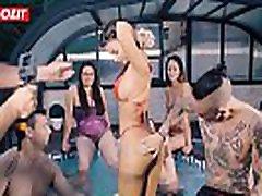 Susy Gala Fucking on Her First jav mofosex Scene!!!