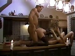 Classic glory holeroom flick from the 80s Amber Lynn