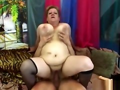 Dirty cfnm hanging from balcony 18ag sexvideos Slammed Hard In Stockings By Younger Guy