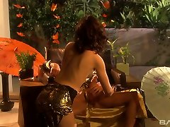 Slender sexy nympho with valery krozz anal pain gypsy is made for riding firm cock on top