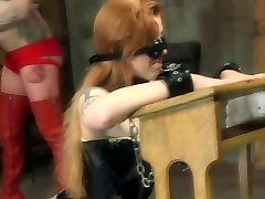 Bella Vendetta and Shiva in game amateur surgeon younger old men Scene
