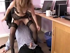 Mistress T facesitting and asslicking 2