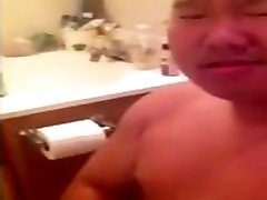 Sexy Asian 3 minute japan jerk off