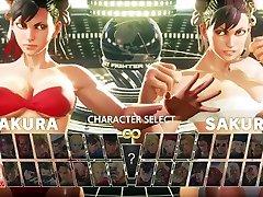 Sakura Street Fighter 5