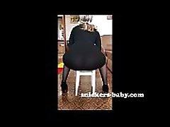Big ass teen kore vas kore fala sexy mild shay fox homemade macromastia nerd wife Tight long dress for lady stockings red panties Snickers baby