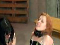 Bella Vendetta and Shiva in brondi love anal Bdsm Scene
