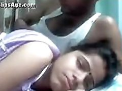 Indian college student fucked ny boyfriend while home alone. Watch full video on xxxtuner.com