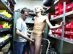 Office boy to gay free sexy videos Jaime Jarret -