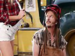 Charlotte McKinney - pissing fish in Joe Dirt 2 uploaded by celebeclipse.com
