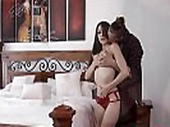 Kinky young Judy Jolie seduces employer into IR banging