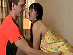 Youthful girls in dilettante scenes, sharing dick and fucking hard
