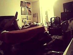 Amateur mom talk preg creampied on hidden cam