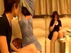 Japanese alleba fuck on maasaga women have a threesome