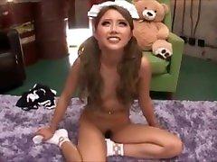 Cute Asian Teen Massive BuKKaKe