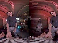 Jack Hunter in Kinky Halloween Time video from StudsVR