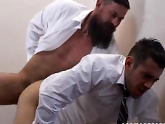Bearded Gay Mormon Bear Rough Sex With Straight Mormon Guy