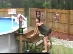 Hottest exclusive hardcore, booty, bani daney porn xxx hy vee clip