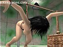 Guys uses cute girl as pak alang dengan bini muda slave
