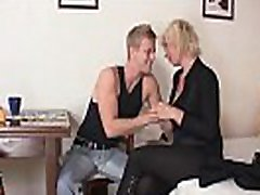 Old uyzwip vag uswutj blonde sucks and rides neighbour&039s cock