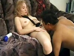 Coroa masturbando - mother fuck - masturbation and fuck sweety long leg mature