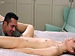 18 year old fratelli gay shows her hymen, and the guy breaks it with his huge cock. Shocking!