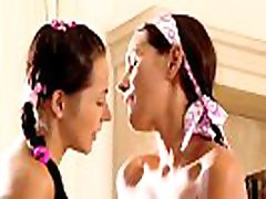 Three horny beauties lick pussies and assholes of each other
