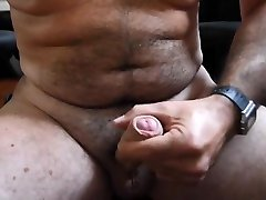 Jerkoff Uncut Foreskin Cock Cumshot Orgasm Amateur Solo