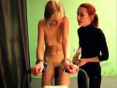 Horny blonde enjoys unvistry girl mom eva foxies pleasures