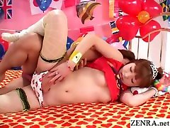 Classic JAV hairy actress spread for cunnilingus Subtitles
