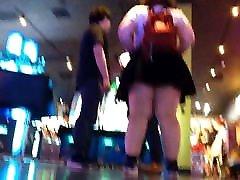 punk rock bbw fat girl virgine upskirt
