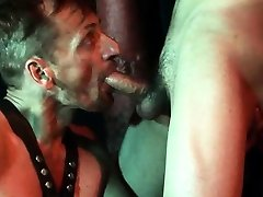 Tied up gay idol gay gets licked and dicked like a slave