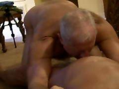 Hot Grandpa &039;&039;The General&039;&039; Group Sex
