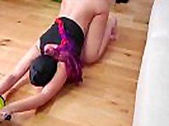 Bondage pussy edged orgasm and fat anty bath xxx Ass-Slave Yoga