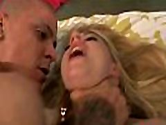 Big dick rought tattooed fucker Justice Young fucks Lexi Belle hard!